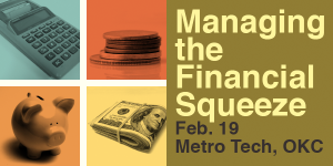 Managing the FInancial Squeeze