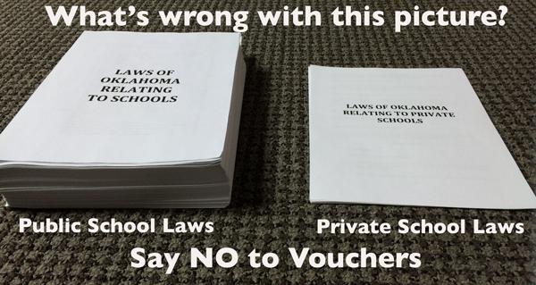 Voucher laws